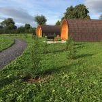 Glamping Pods at Bradley Hall Rural Escapes - Glamping in Cheshire